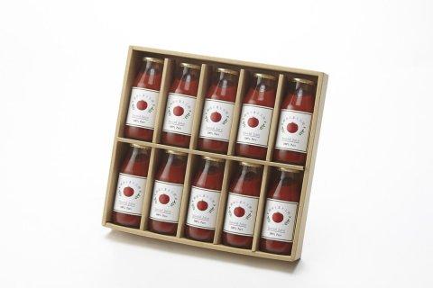 湘南とまと工房 トマトジュース10本セット - しんわルネッサンス